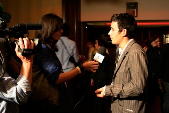 Ivo Ferreira em entrevista ao Canal Hollywood